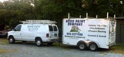 Hood Paint Company - Vehicles